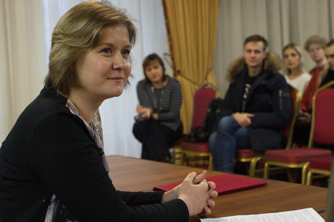 Встреча с Вадимом Левенталем