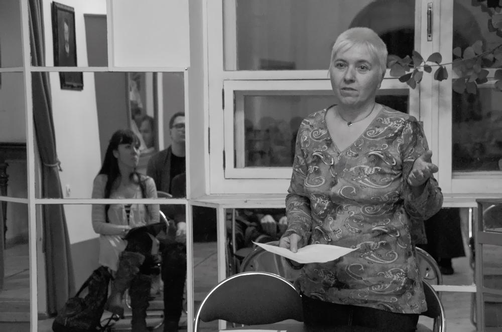 Открытие семинаров 2014