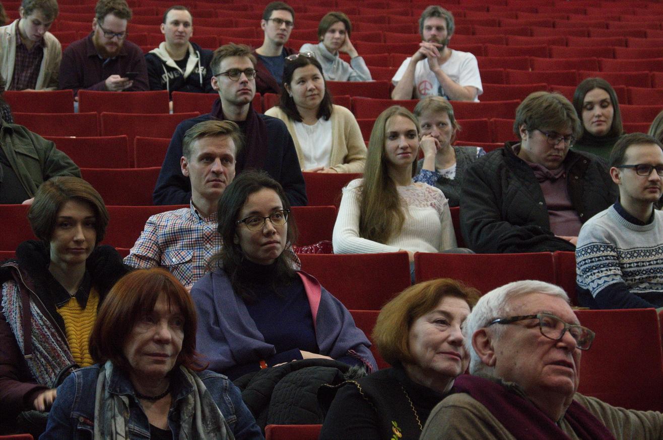 Открытие семинаров