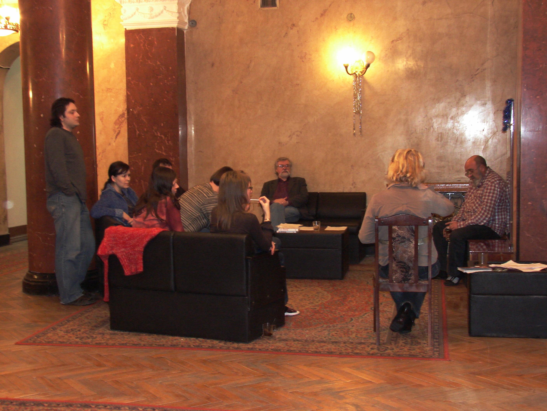 Переделкино, 2007