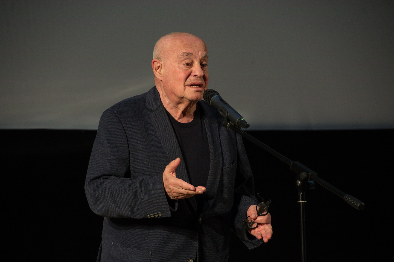 Встреча с Марком Розовским