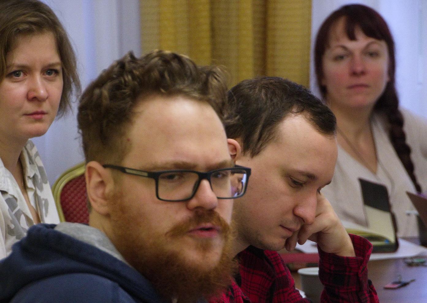 Критики в гостях у семинара прозы №1