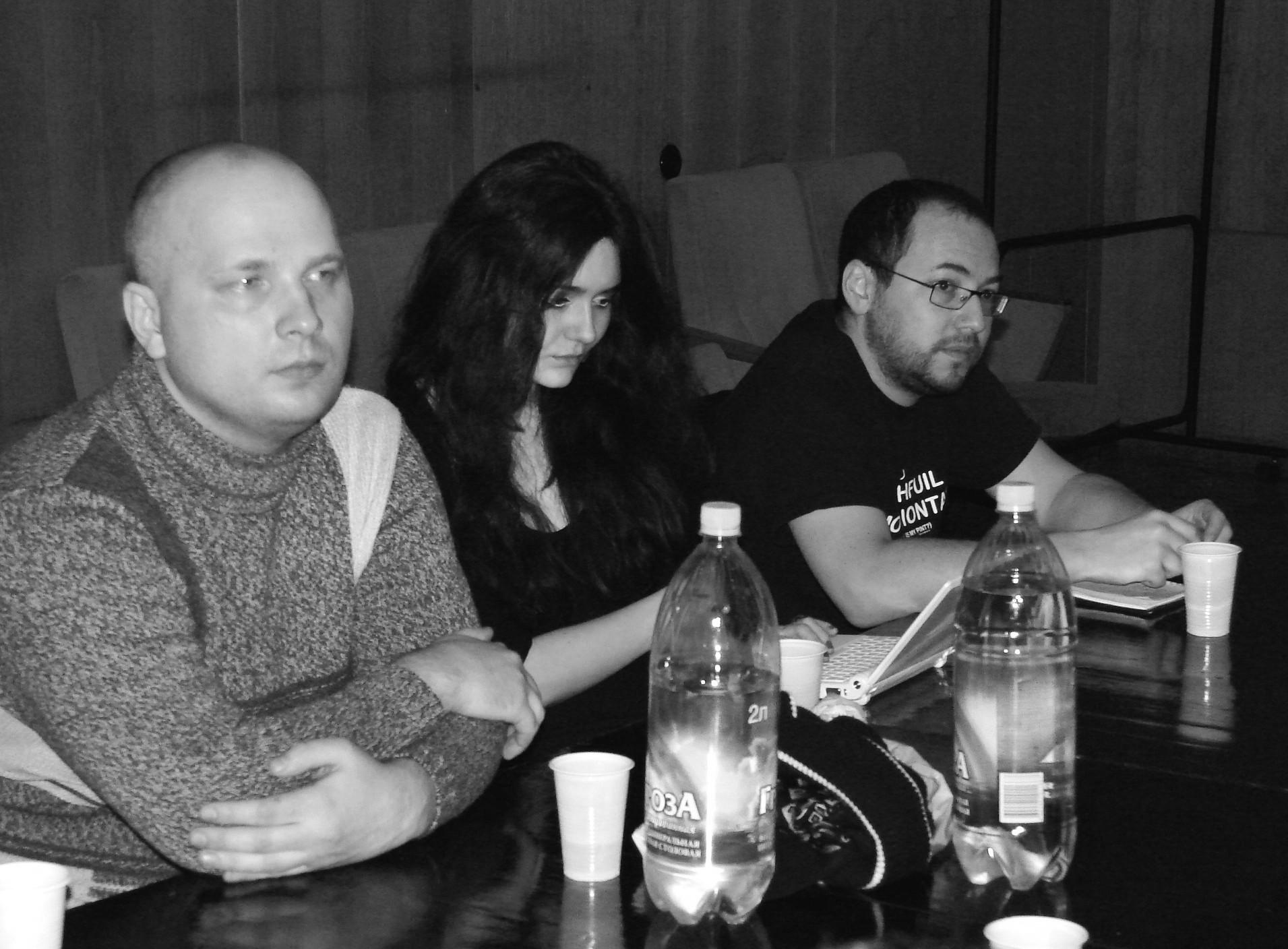 Семинар прозы 2011