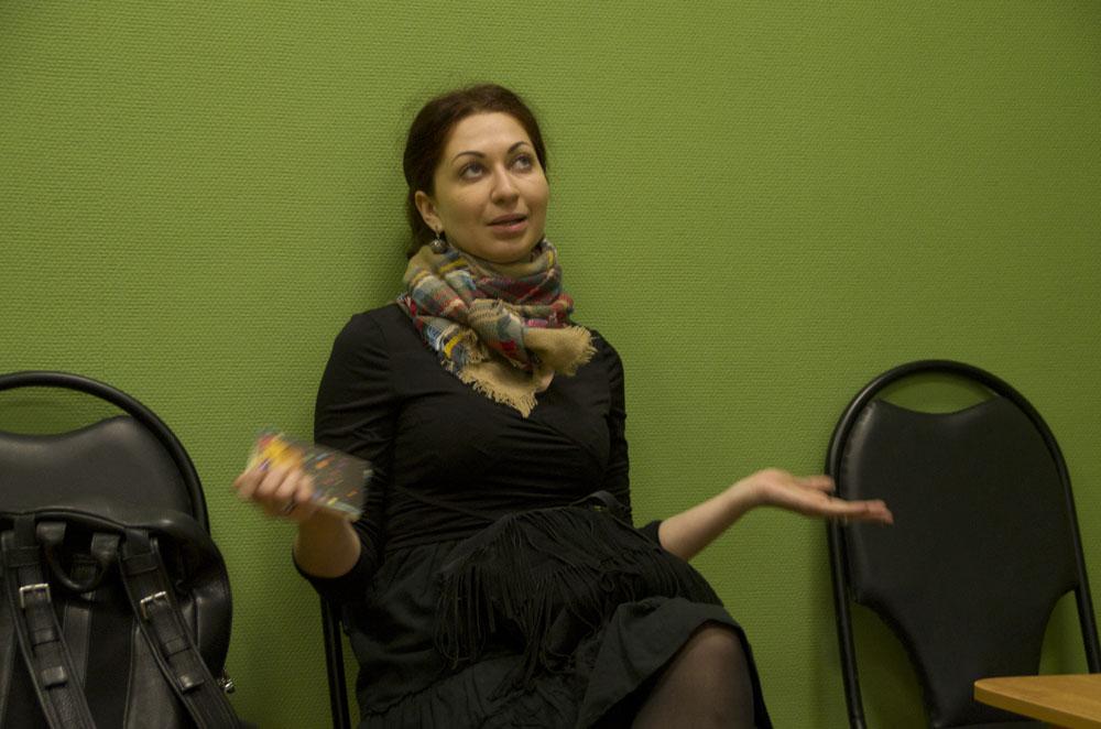 Семинар прозы Попова-Данилова