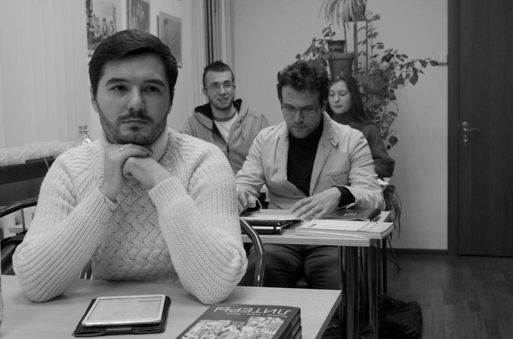Семинар поэзии 2013