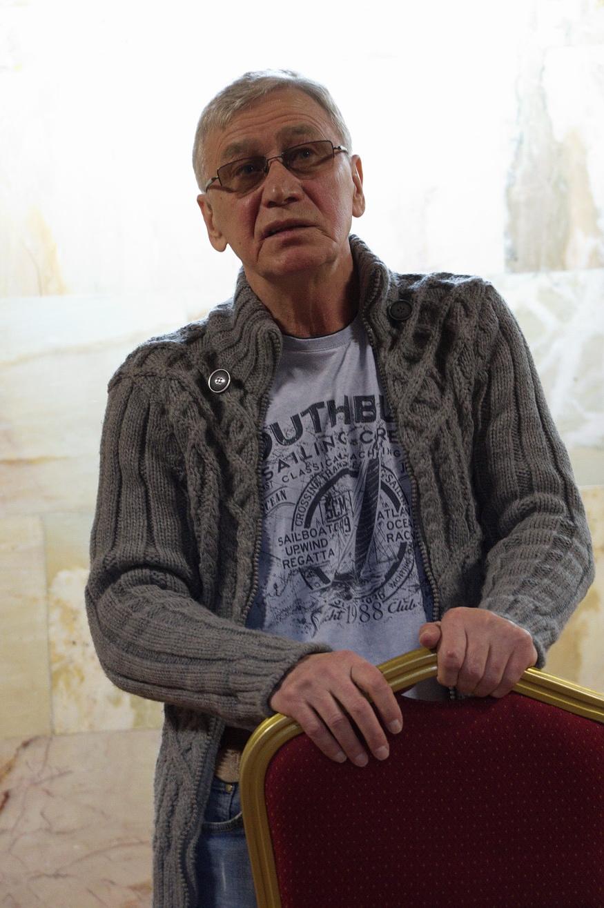 Встреча с Алексеем Слаповским
