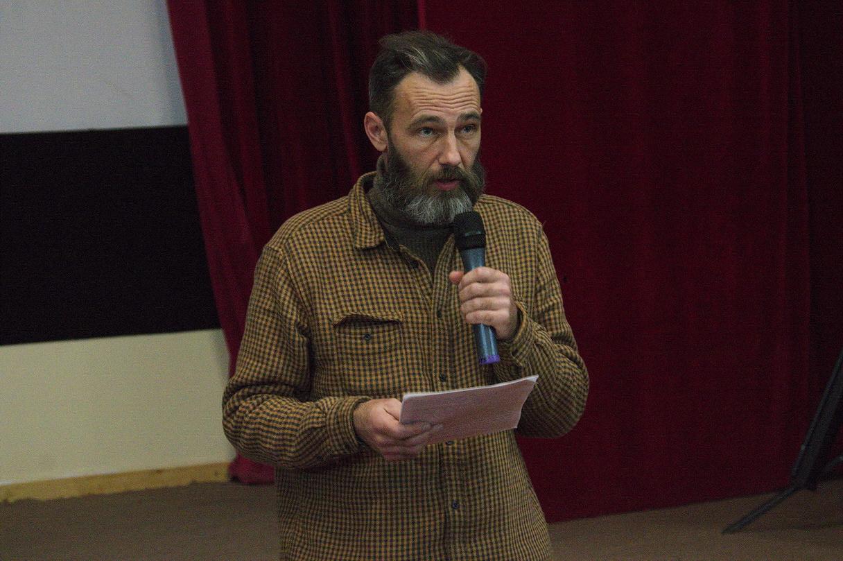 Открытие семинаров 2018