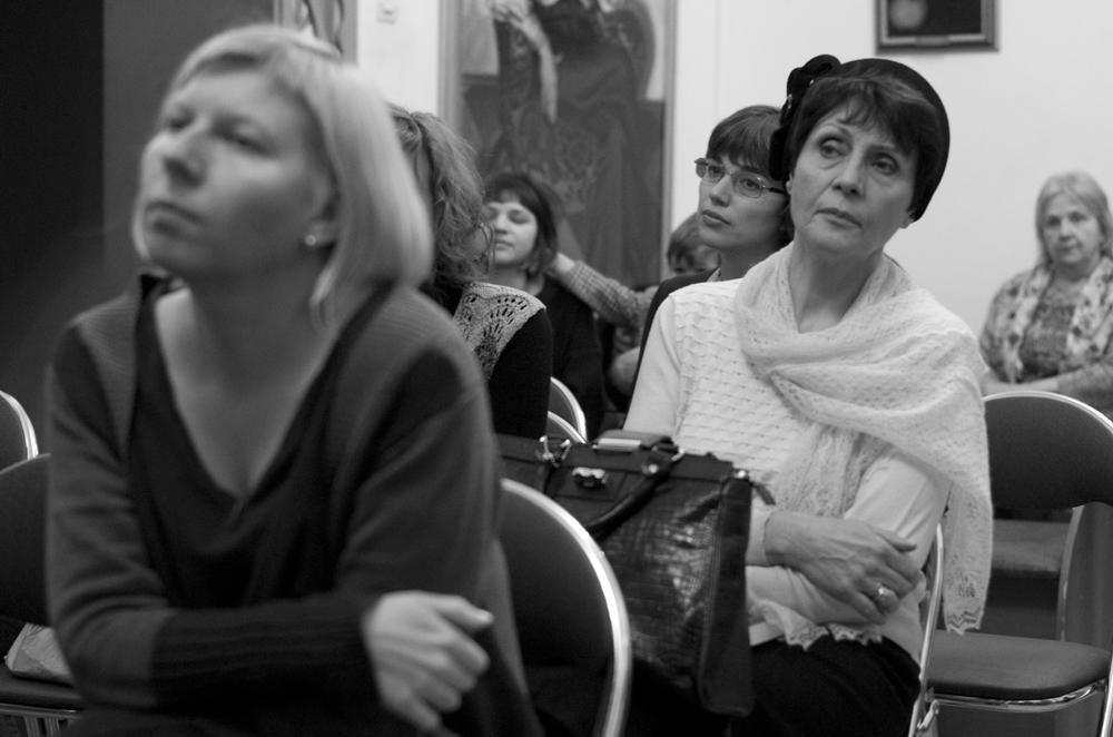 Открытие семинаров 2015