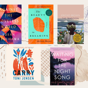 5 Books on My 'To Be Read' List