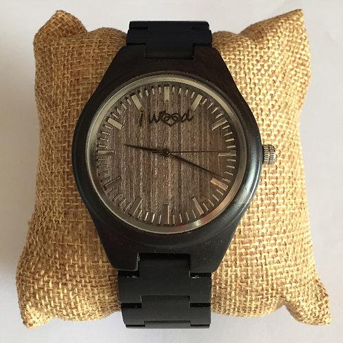 Orologio in Legno Full Wood Brown