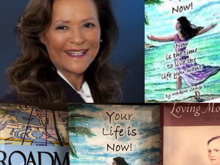"""Your Life is Now!"" Blog Talk Radio Show with author Marlene George"
