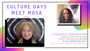 Unique Visual Artist, Educator, & Performer, Mosa McNeilly
