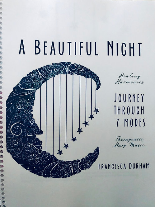 Therapeutic Harp Book PDF ~ A Beautiful Night