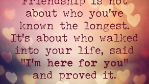 Trusted Friends Are Precious People
