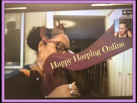 Happy Harping Online
