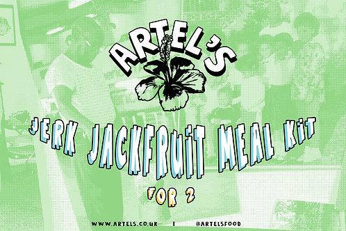 Jerk Jackfruit Meal Kit for 2