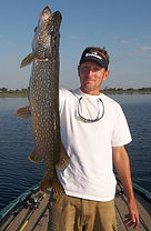 Giant Wisconsin Northern Pike