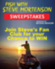 Fishing Sweepstakes Contest and Giveaway