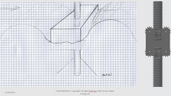 © All rights GWE AS. Square buiye design with techincal gear drawing.png