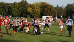 Erster Saisonsieg gegen Karlsruhe