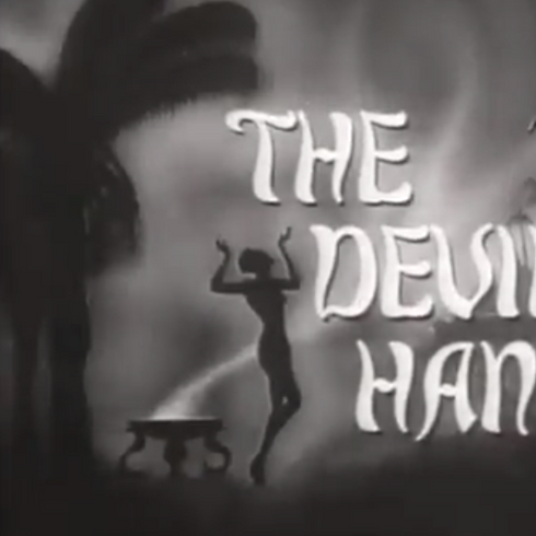 """""""The Devil's Hand"""" Satan's Streaming Watch Party and Chat with Stanton LaVey"""