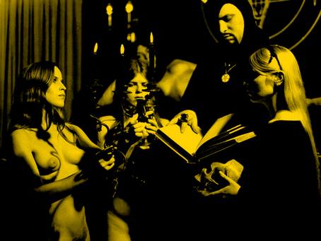 When Killers Come to Your Church: Growing Up in the Church of Satan