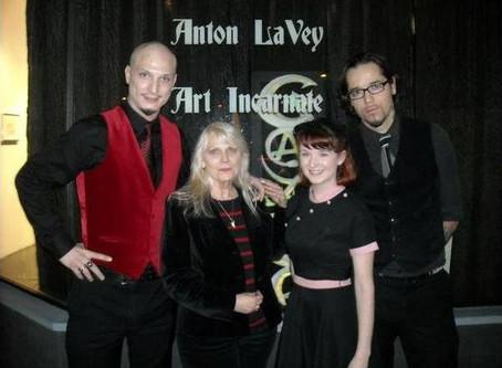 Art Incarnate 10 Year Anniversary Screenprints of the Art of Anton LaVey