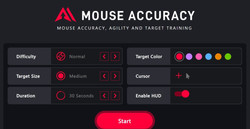 Mouse accuracy