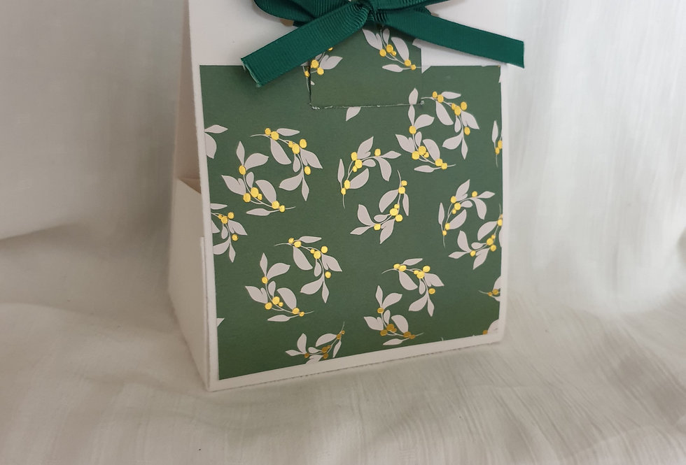"Sac cadeau - Collection ""Jolies fleurs"""