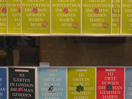 111 Orte ab sofort im Buchhandel