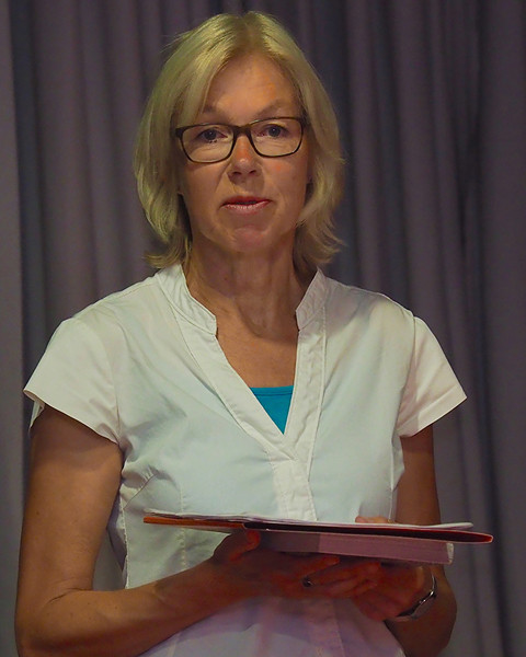 Britta Schmitz vom Emons Verlag