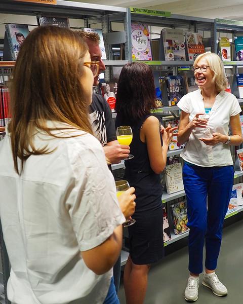 Vertreter von Radio Stadtfilter, Corinne Päper und Britta Schmitz