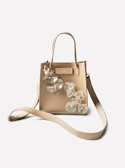 Square Mini Bag Children of The Sea Limited Edition in Sand