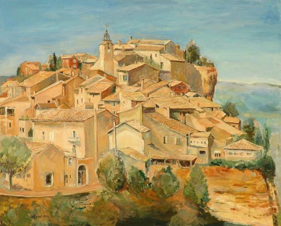 Rousillion, Provence
