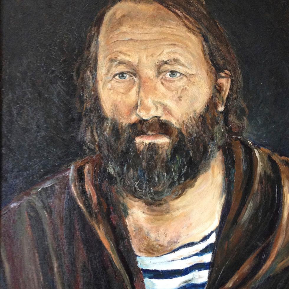 Rudolf Krautschneider, mořeplavec