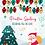 Thumbnail: Christmas Light Bulb Letter Word Builder (sight word, phonics, spelling, order)