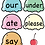Thumbnail: Dolch Sight Word Ice Cream Review Record Cutout Activity (Primer)