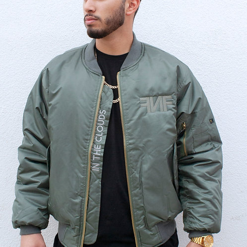 NFF X ROTHCO  Take Flight Jacket