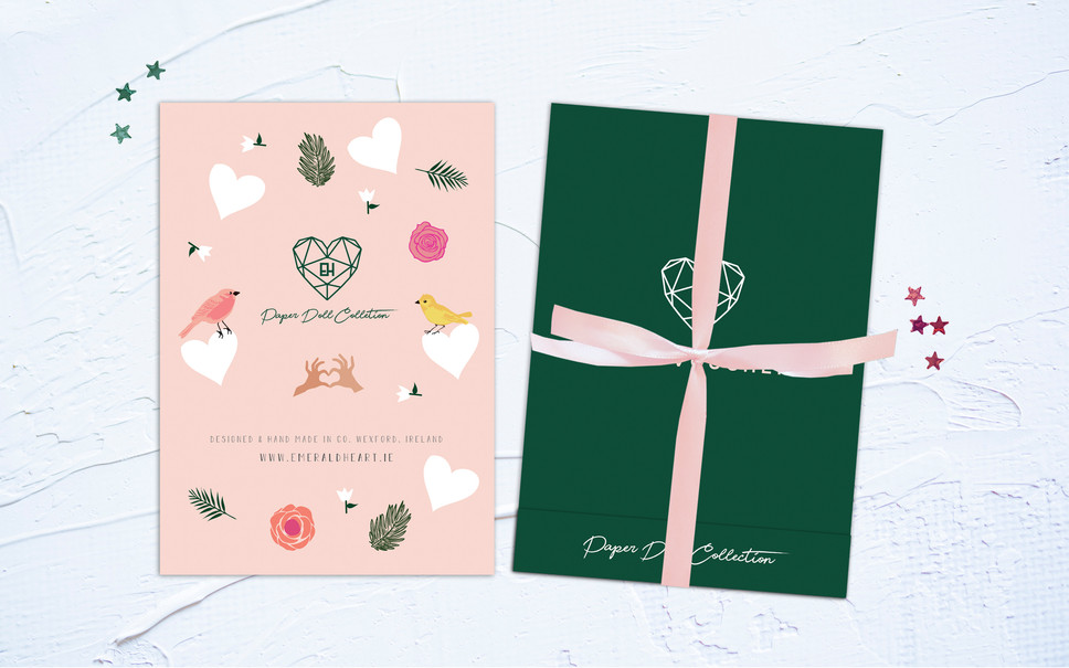 BEST WEDDING GIFTS AROUND: PAPER DOLL VOUCHERS