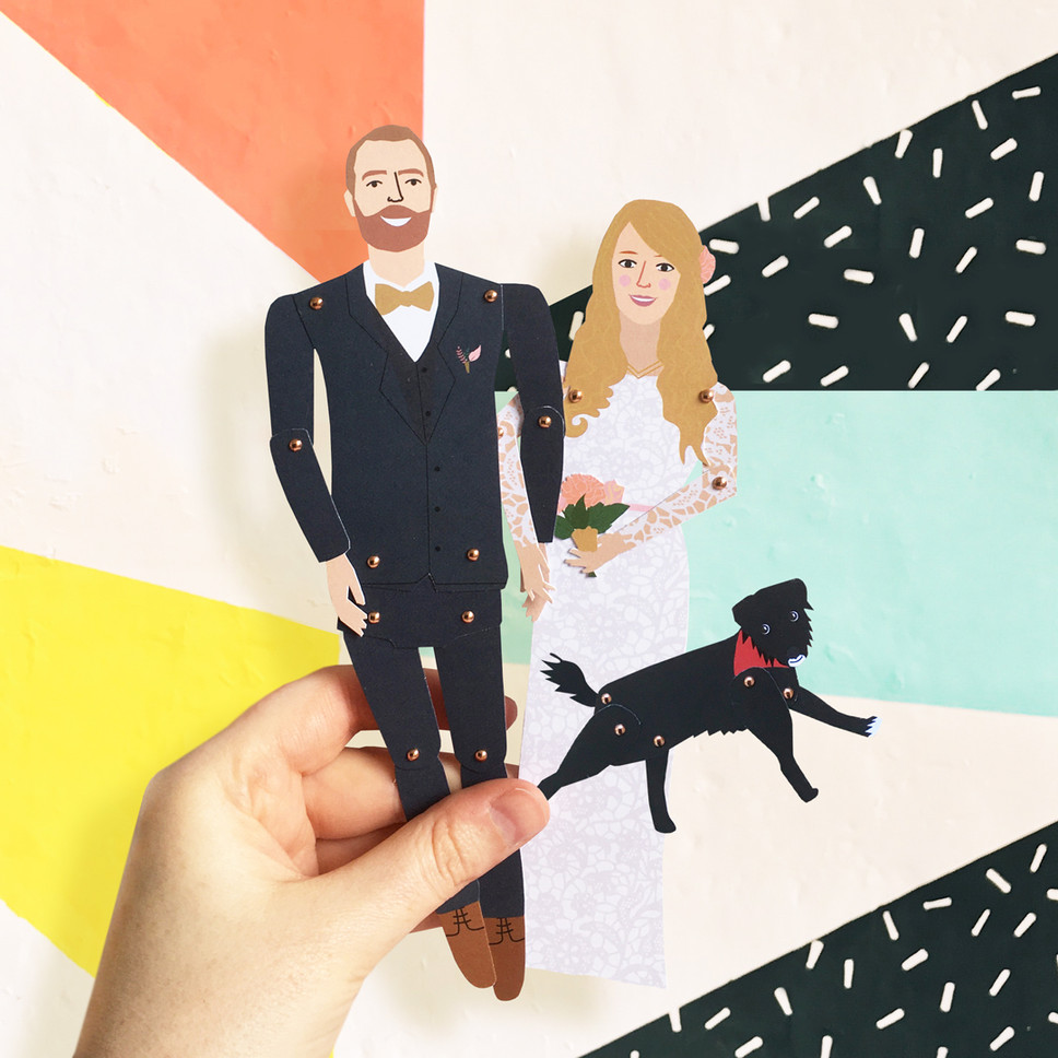 UNIQUE WEDDING GIFTS!