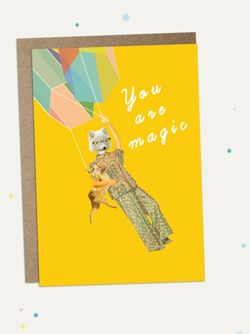 Our new line of Greeting Cards!