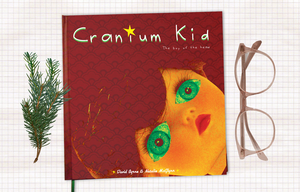 CRANIUM KID - OUR ILLUSTRATED BOOK