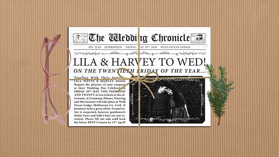The Wedding Chronicle