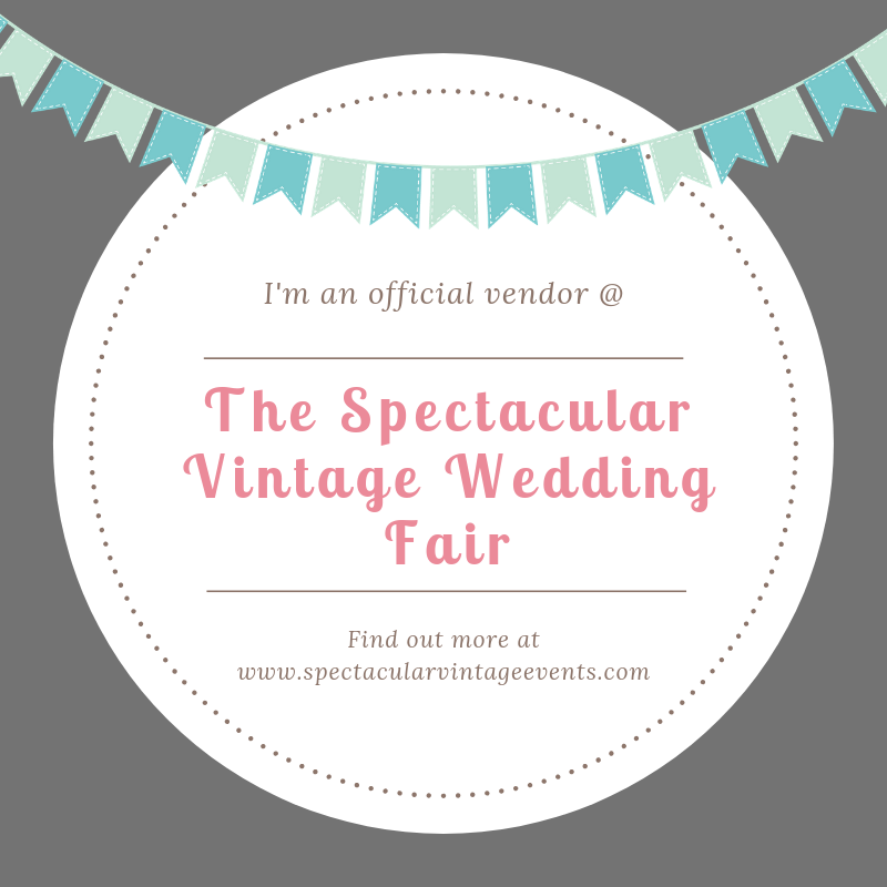 SPECTACULAR VINTAGE WEDDING FAIR