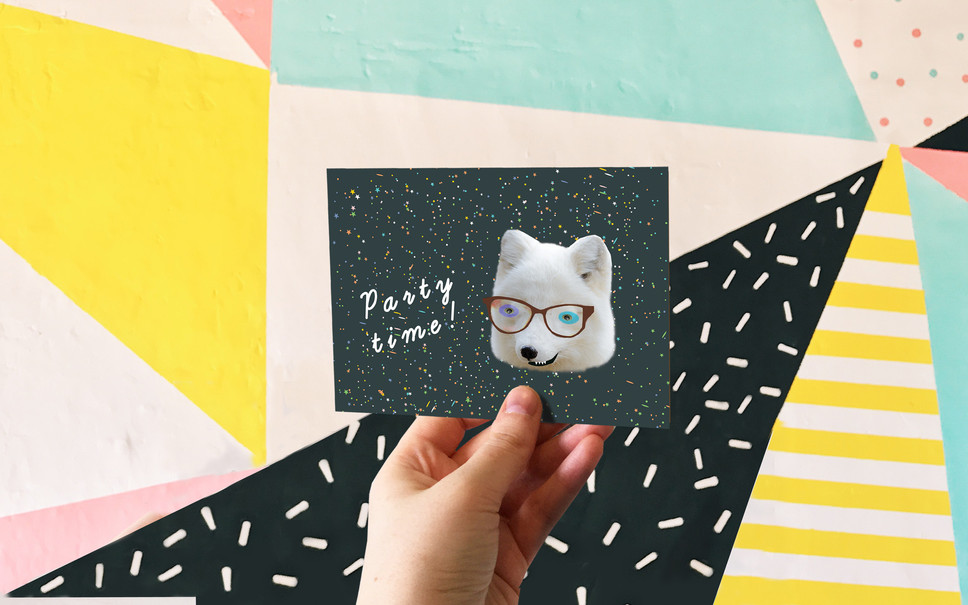 THE STARS APPEARED: GREETING CARDS II