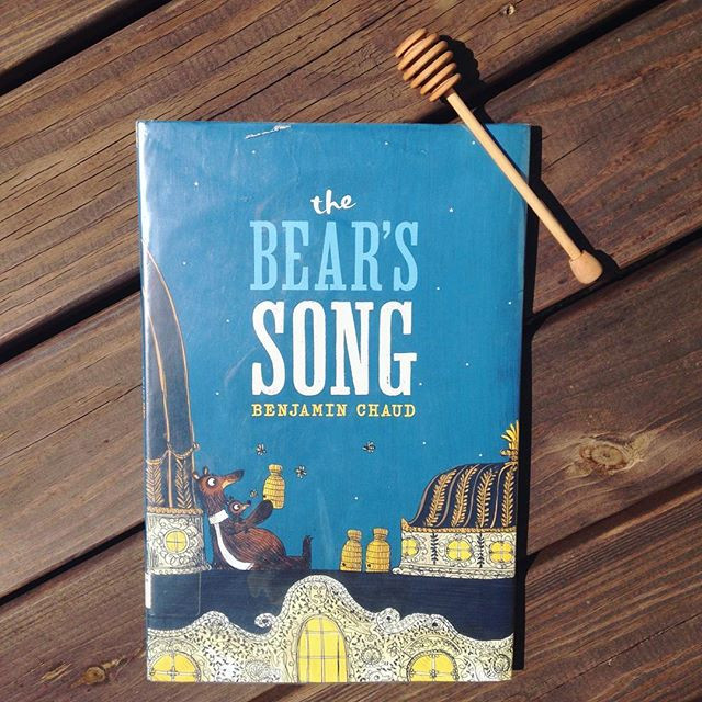 'The Bear's Song' by Benjamin Chaud