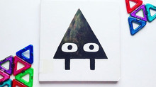 'Triangle' by Mac Barnett and Jon Klassen