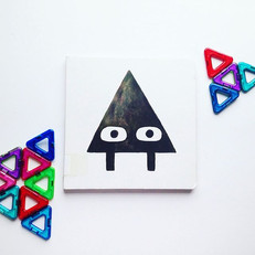 'Triangle' by Mac Barnett and Jon Klassen