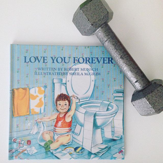 'Love You Forever' By Robert Munsch and Sheila McGraw