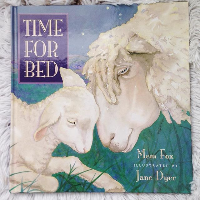 'Time For Bed' by Mem Fox and Jane Dyer